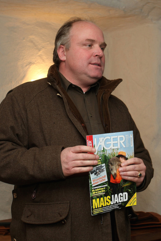 Gothaer Jagd 2011, 7.8.10.2011, Rittergut Hemer, Drückjagd, Sicherheit + Tradition versicherung jagdhaftpflicht Jägermagazin