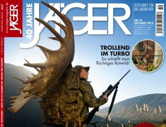 Oktober 2014: Zukunft der Jagd