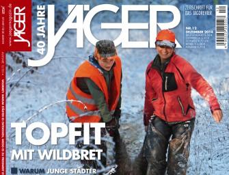 Dezember 2014: Topfit mit Wildbret