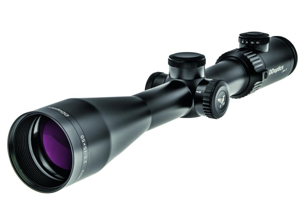 Zielfernrohr Mit Entfernungsmesser Kaufen : Im test: zieloptiken das ddoptics nachtfalke hdx 2 5 15x50