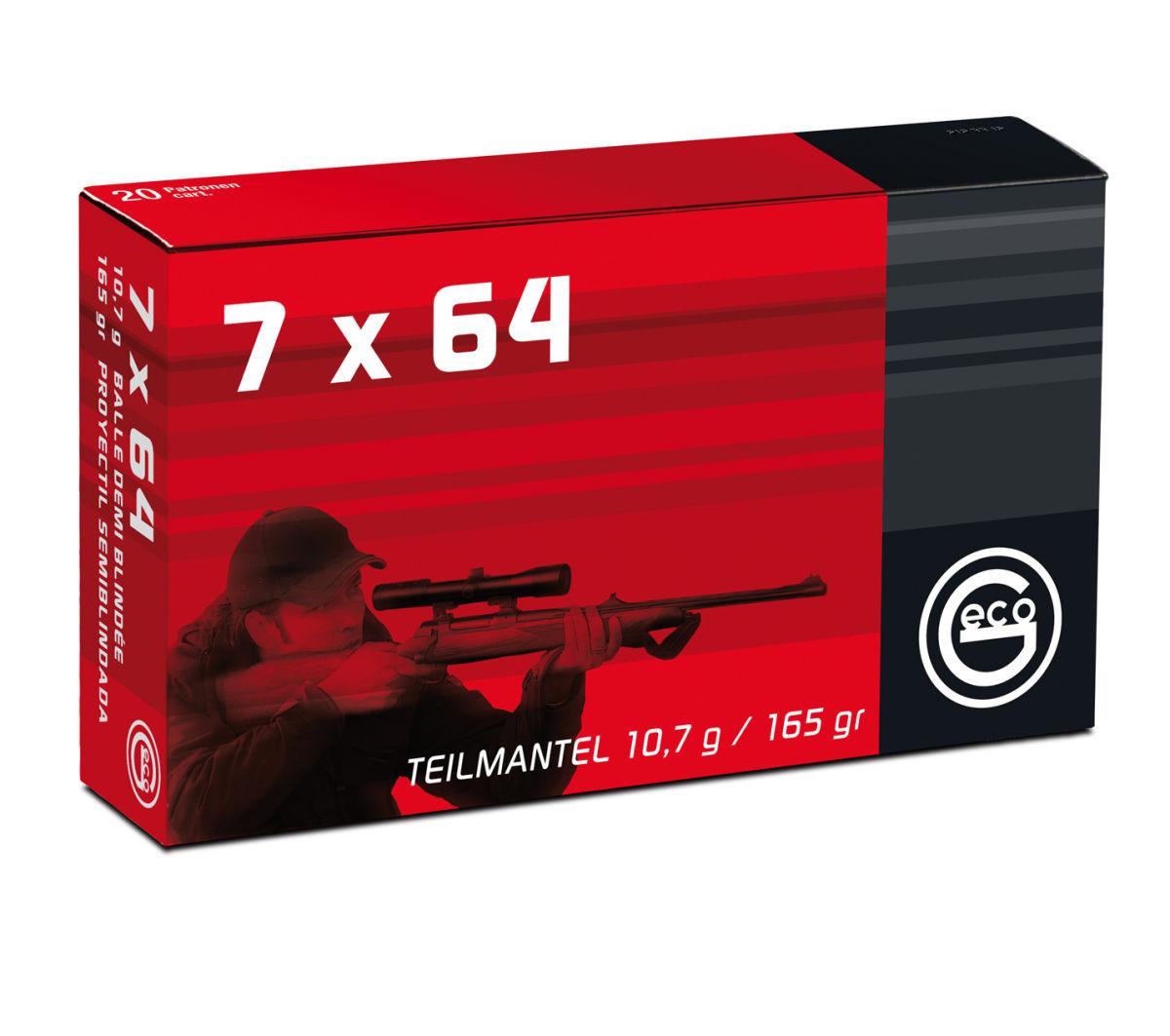 7x64 - ein rasantes Geschoss Schussergebnisse Saustarke Kaliber für die Jagd Treffersitz Fluchtdistanz