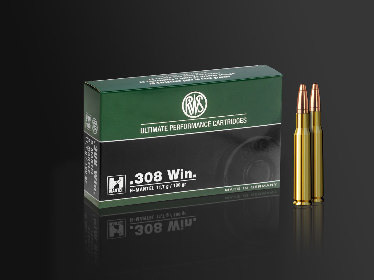.308 Winchester - Ein beliebtes Kaliber, aus gutem Grund? Saustarke Kaliber für die Jagd