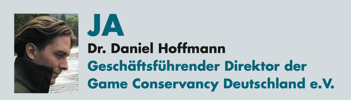 Dr. Daniel Hoffmann