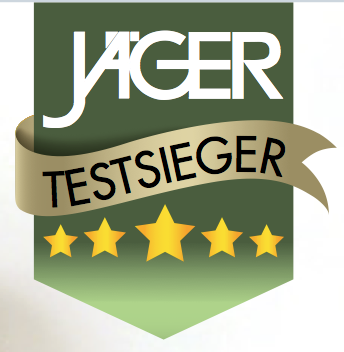 JÄGER TESTSIEGER