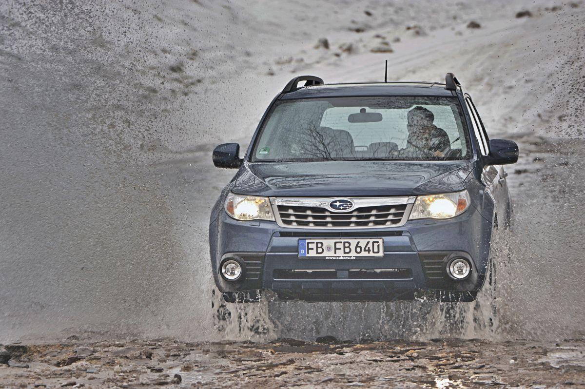 Subaru Forester - Im Herzen ein Boxer