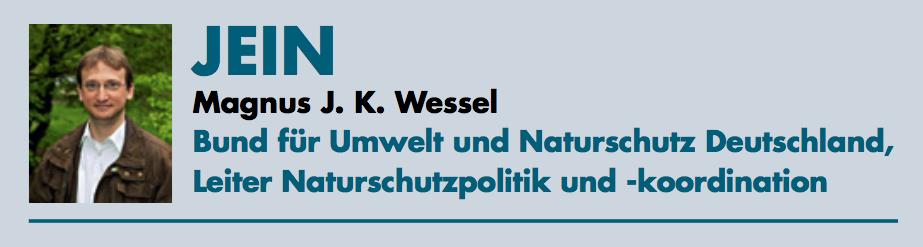 Wessel ©Jaegermagazin