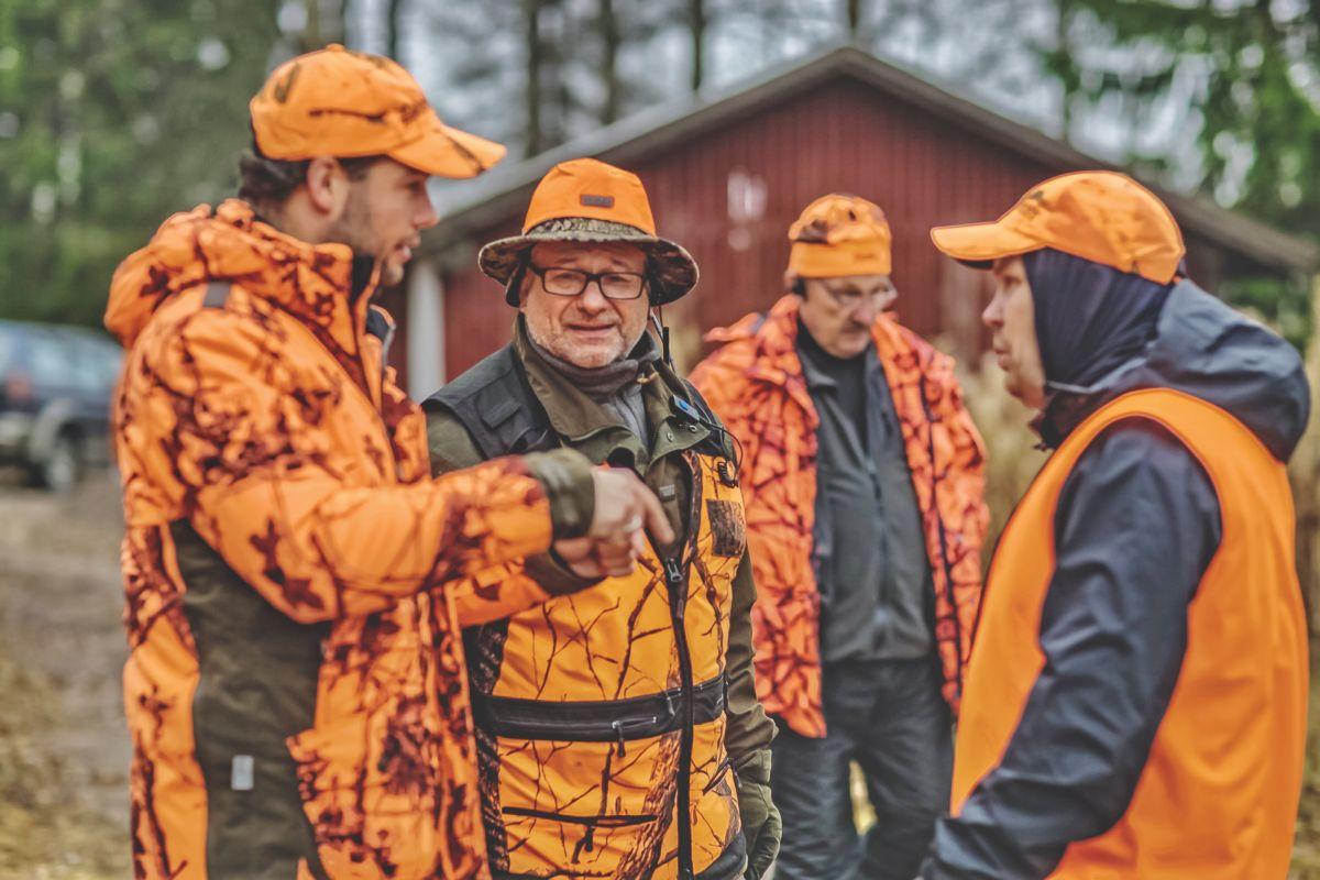 Die Jungs von Waydwerk sind erfolgreich mit ihrer Idee und haben ihr Angebot mittlerweile nach Norden ausgedehnt. Wer die skandinavischen Weiten liebt, findet in Schweden traumhafte jagdliche Herausforderungen. ©Waydwerk