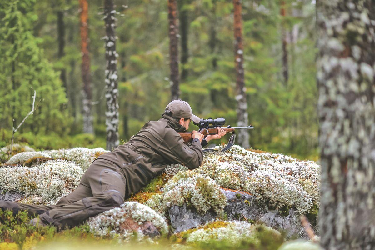 Auf Pirsch in der unberührten Natur Nordschwedens ©Waydwerk