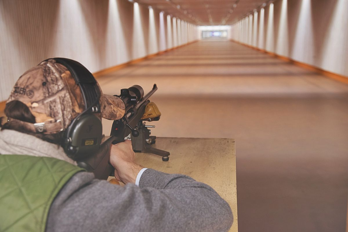 Soweit die Läufe schießen: 300 Meter hatte kaum einer aus der Truppe je geschossen. und siehe da: Gar nicht so schwierig! ©Gabriel Ozon