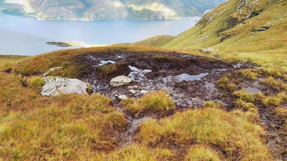 Hoch hinaus in die Highlands! ©Wilddiebe