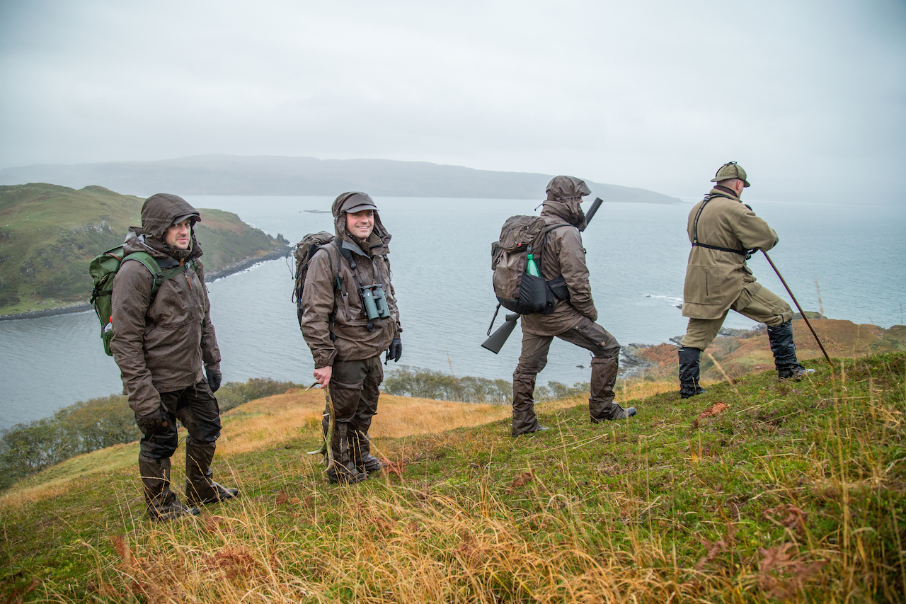 Fjällräven Keb Eco Shell Jacket Jäger