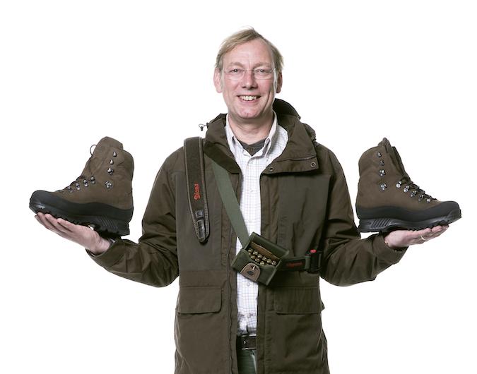 Tester Björn hatte große Erwartungen an den HanWag Ancash GTX Stiefel. Und die wurden auch erfüllt! ©Hardt