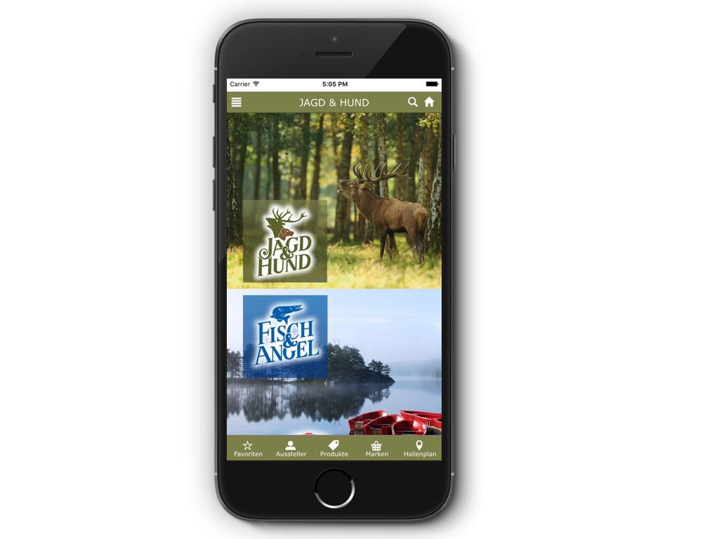 Jagd und hund App Messe.001