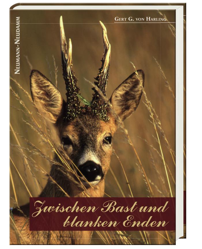 Gert G. von Harling, Verlag Neumann-Neudamm, 34212 Mel- sungen, 240 Seiten, 38 Schwarz/weiß- Abbildungen, Hardcover, 19,95 Euro, ISBN 978-3-7888- 1489-2.