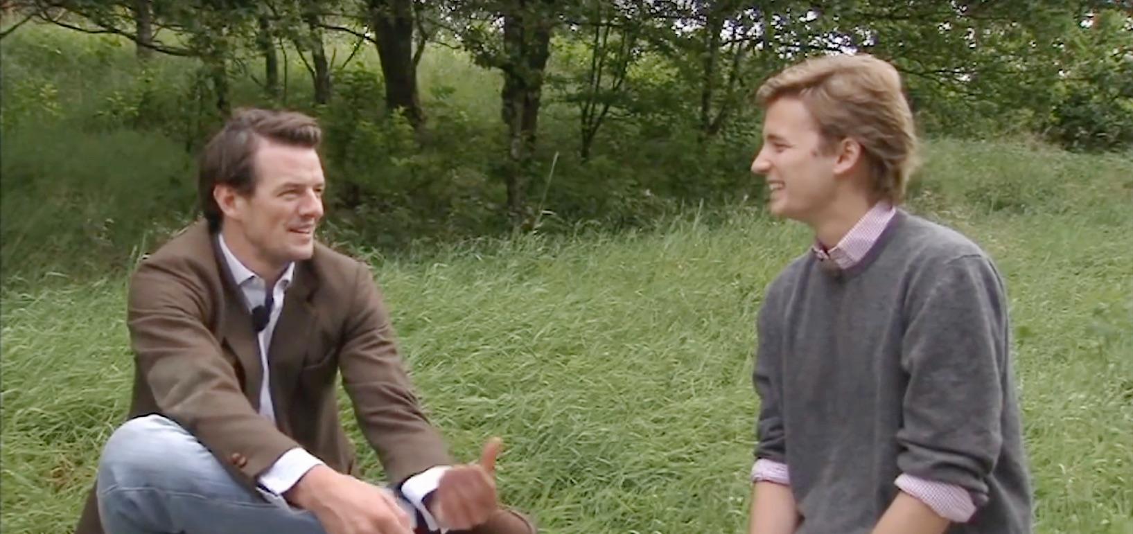 Drückjagd auf Sauen Drückjagdtipps Interview Franz-Albrecht Oettingen