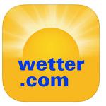 WETTER.COM Die App der bekanntesten Wetterseite im deutschsprachigen Netz bietet alle Informationen eines klassischen Wetterdienstes und ist dabei regionaler als die meisten Mitbewerber. Allein schon deshalb taugt sie für Jagd und Alltag.