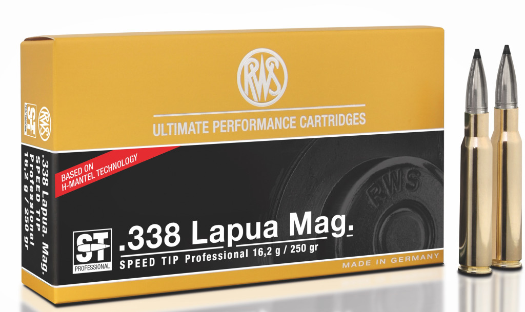 RWS .338 LAPUA MAG.