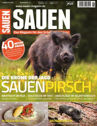 Die Krone der Jagd: Sauenpirsch