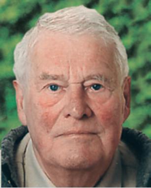 Friedrich Karl von Eggeling 92-jähriger Eigenjagdbesitzer und immer noch hochpassionierter Jäger