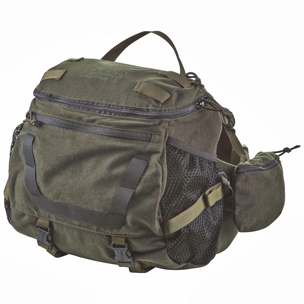 Zum Transport der wichtigsten Utensilien gibt es den Hip Bag.