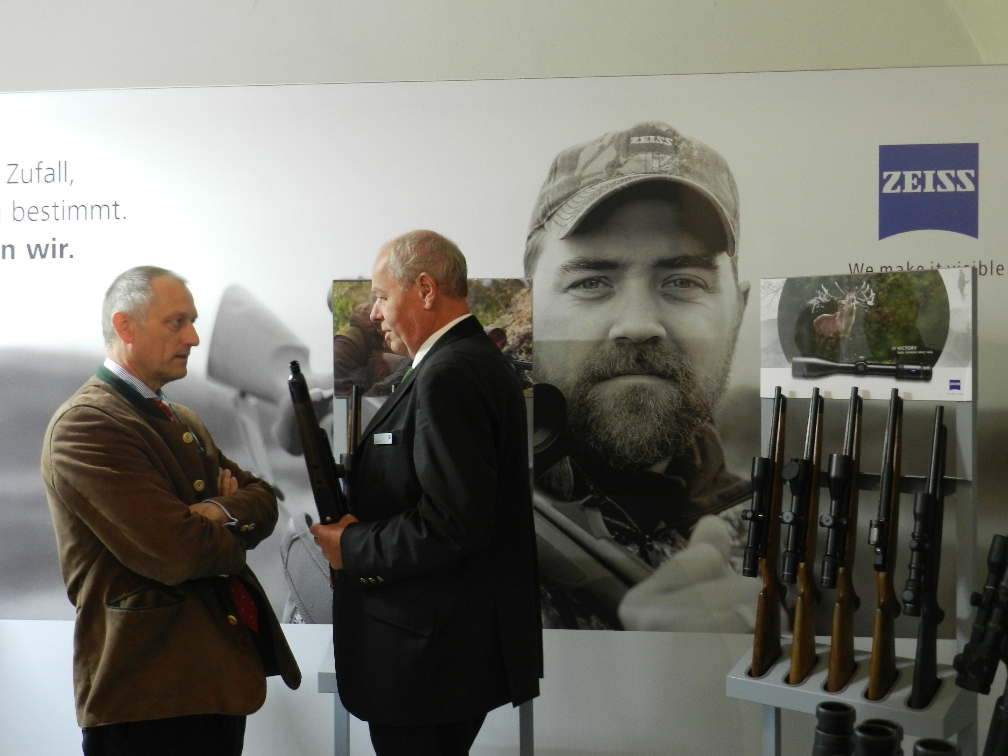 Jagd und Fischereitage Ellingen 2016