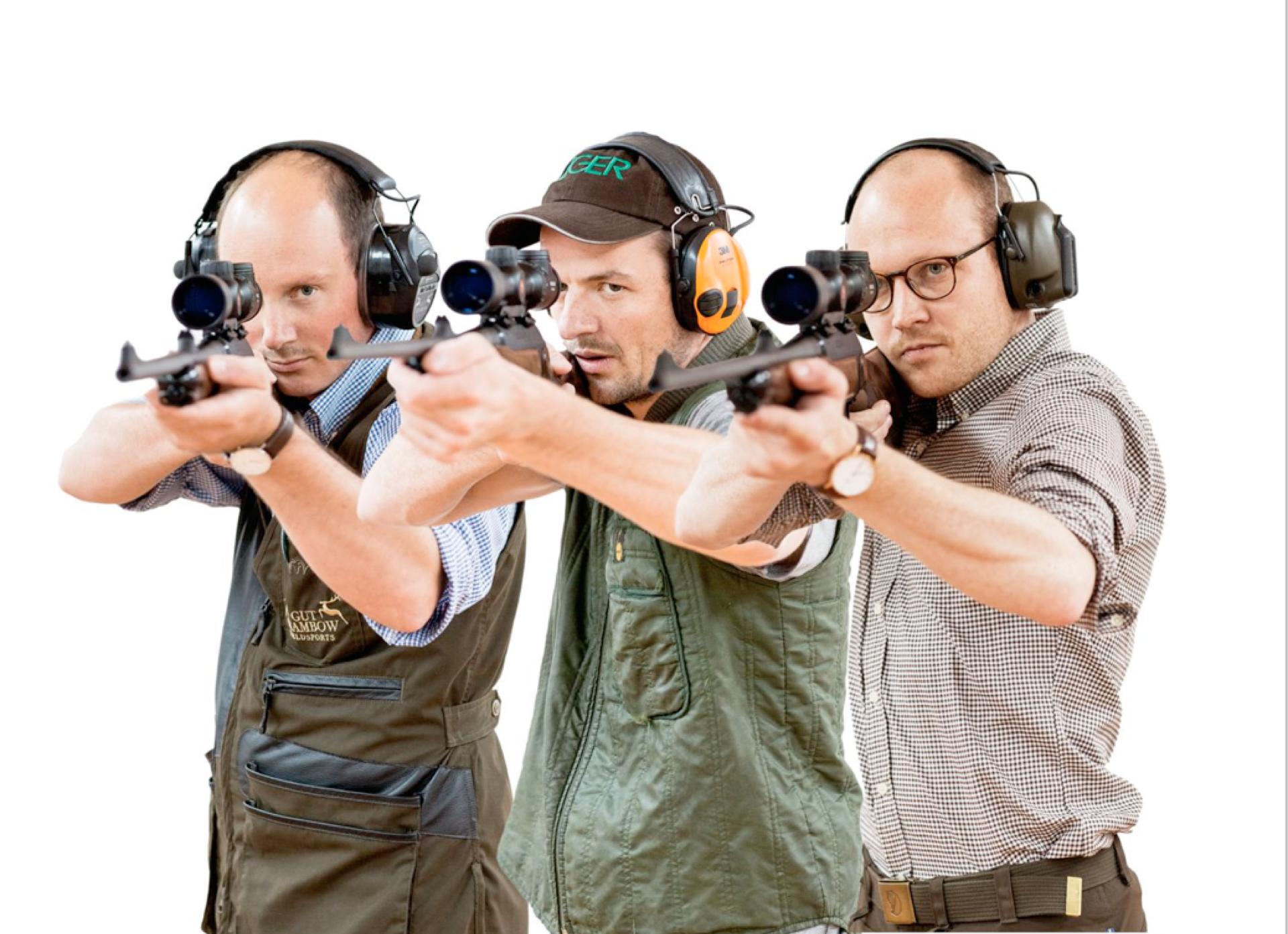 jaegermagazin jagdschule gut grambow Sauer 404 Büchse Kalbiber Abzugsgewicht Abzug