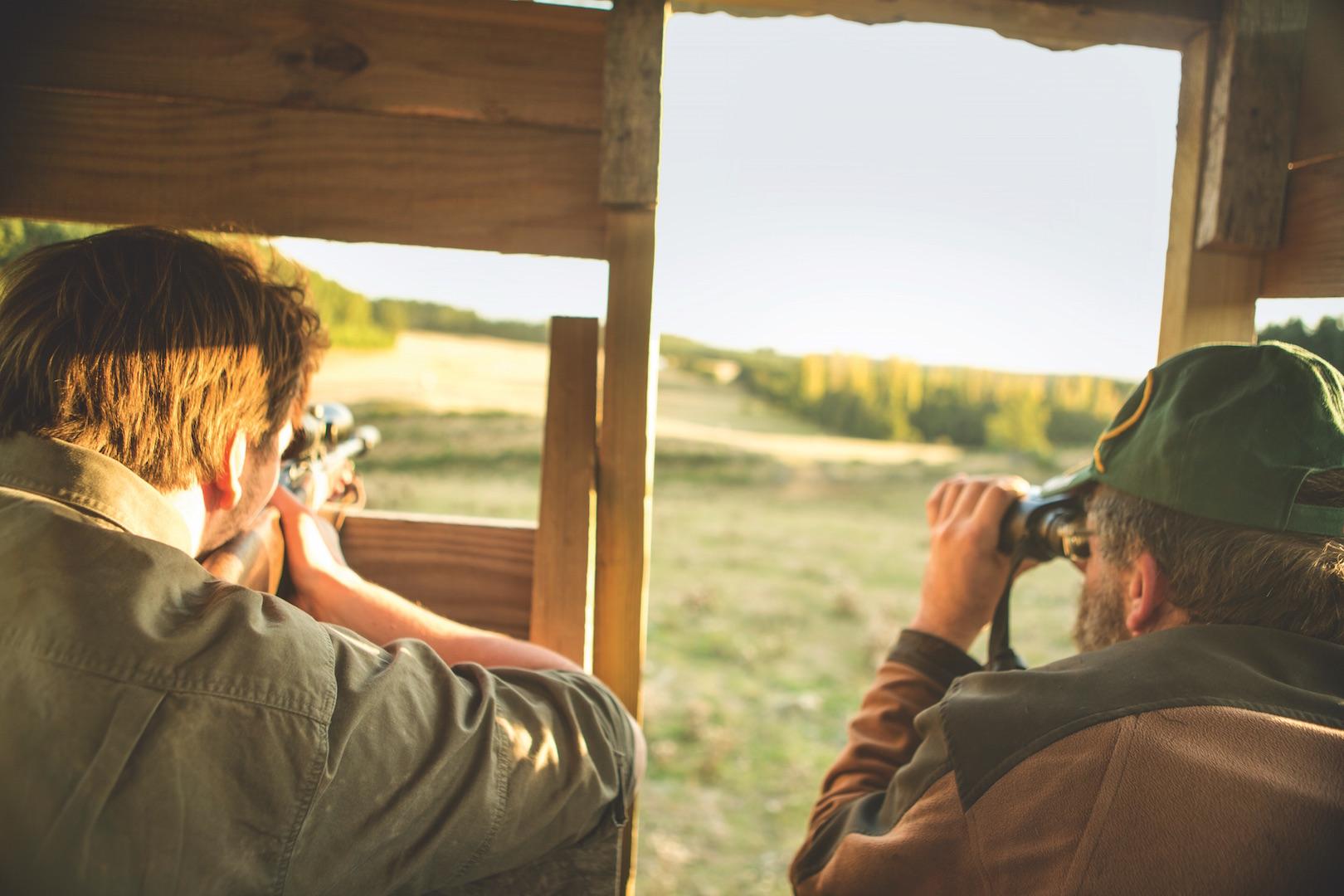 jaeger jaegermagazin chile hirsch rothirsch brunft auslandsjagd jagdreise Lucy Martens hunting redstag
