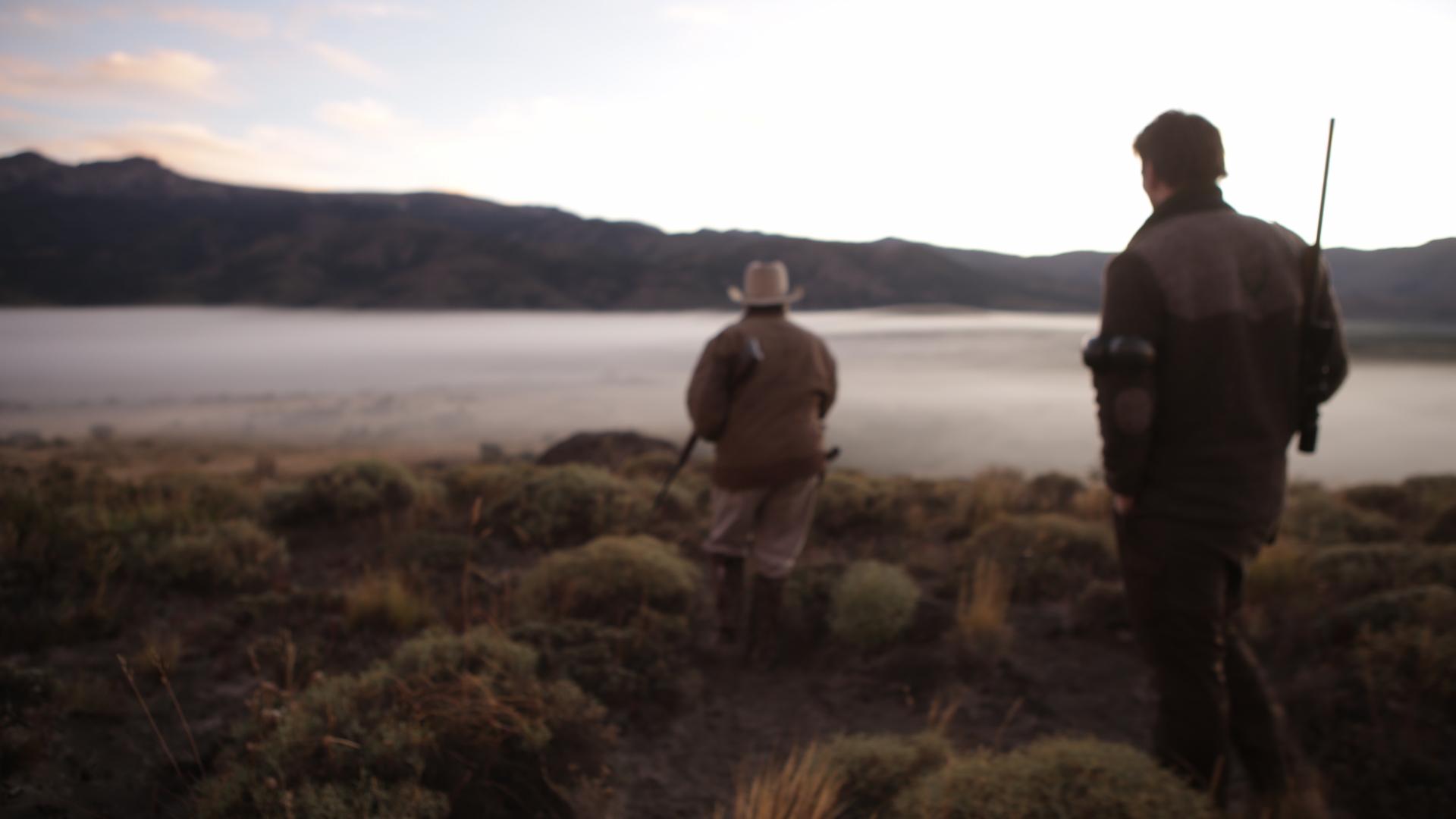 jaeger jaegermagazin argentinien hirsch rothirsch brunft auslandsjagd jagdreise