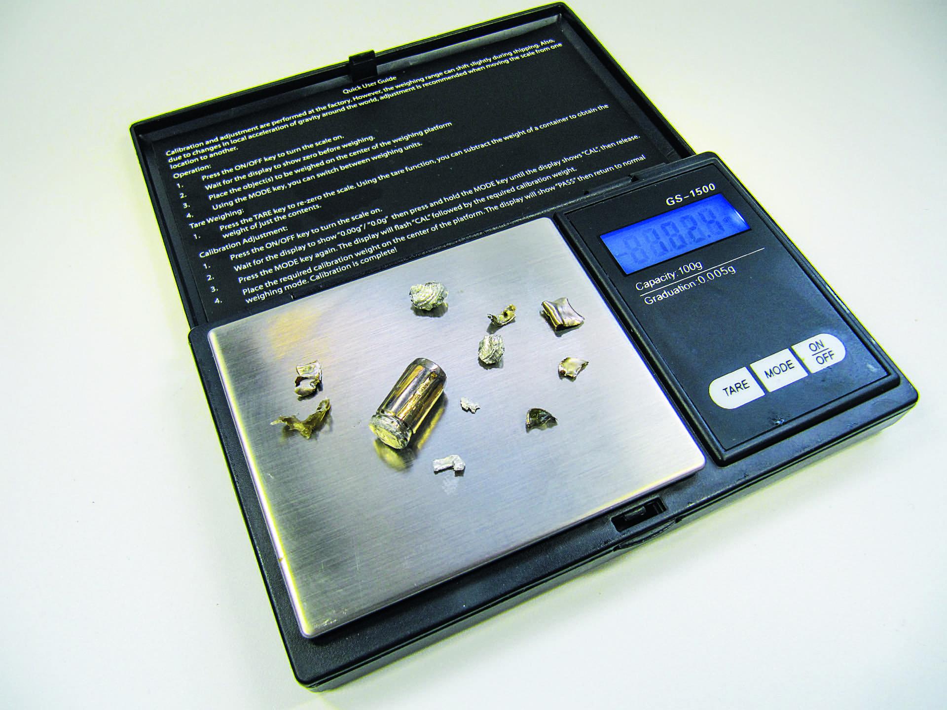 KB 3a Bild 08b_Evo Green on scale jaegermagazin jagd bleifreie munition kaliber beschuss buechse