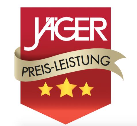 JÄGER Sieger Preis Leistung Test