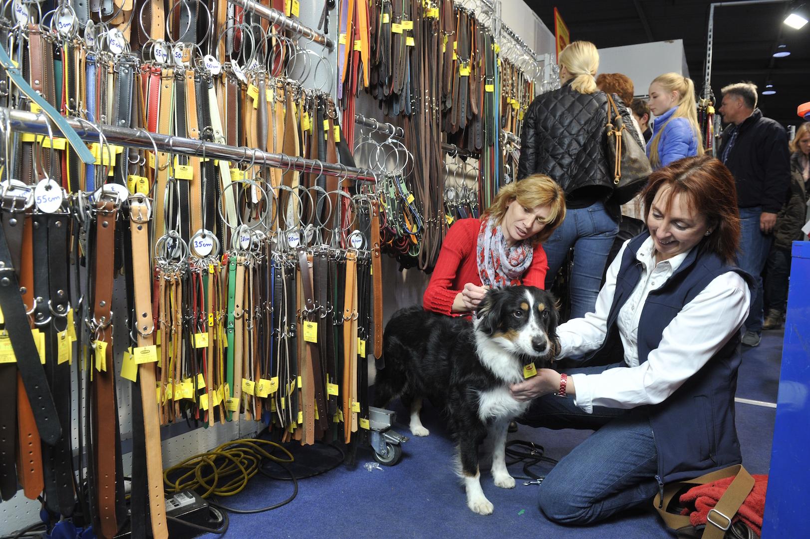 Hannover Messe Pferd und Jagd 2016