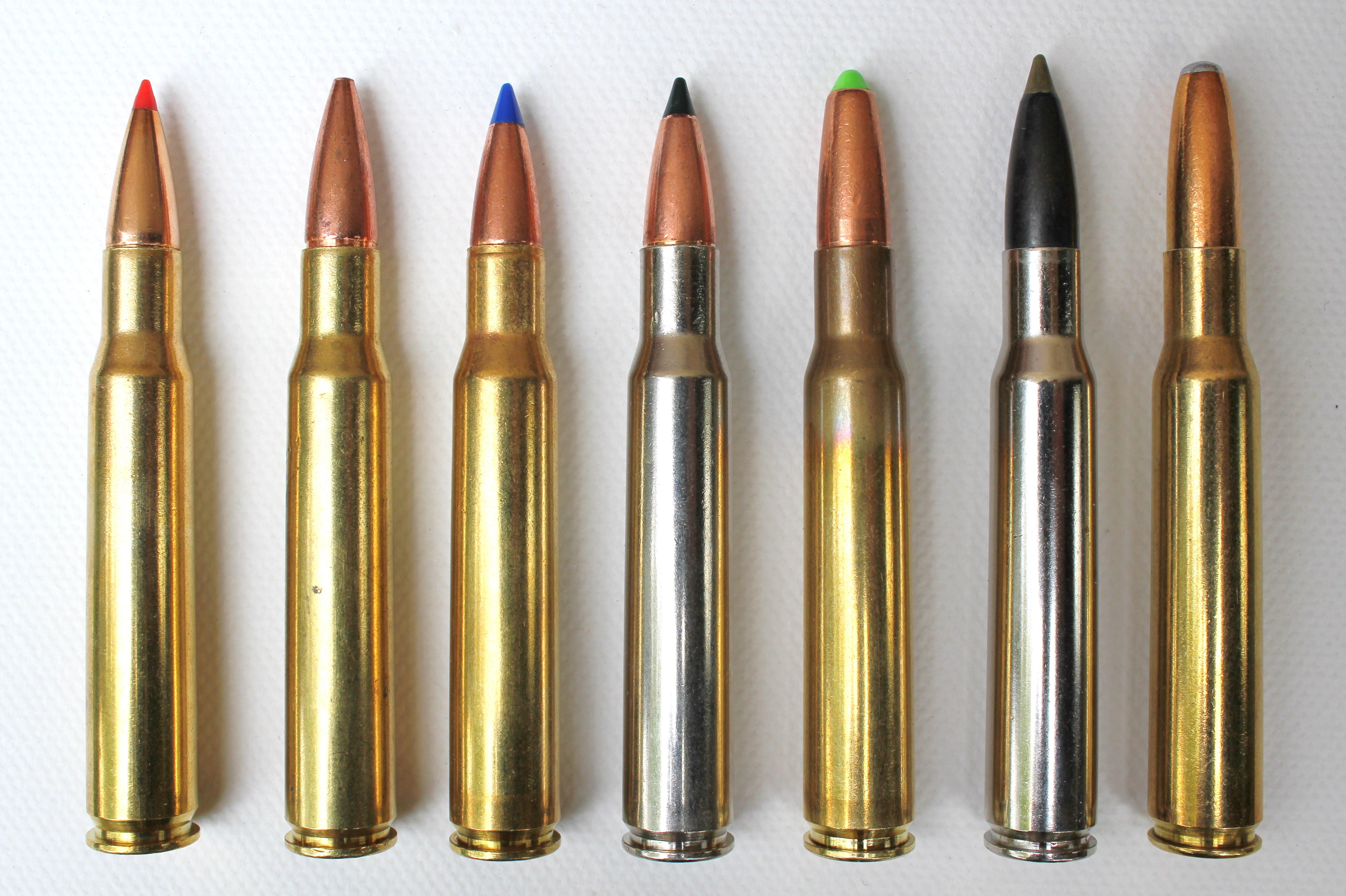 kaliber bleifrei munition geschoss