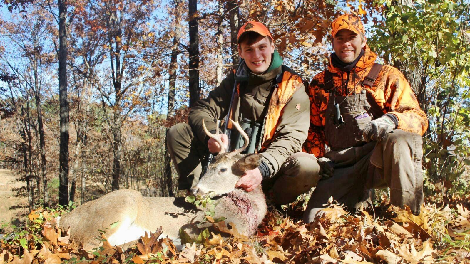Wilddiebe Jagd auf Weißwedel Amerika Paul Reilmann