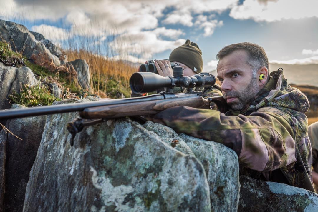 Jäger Testreise 2016 Schottland Ardnamurchan Rotwild