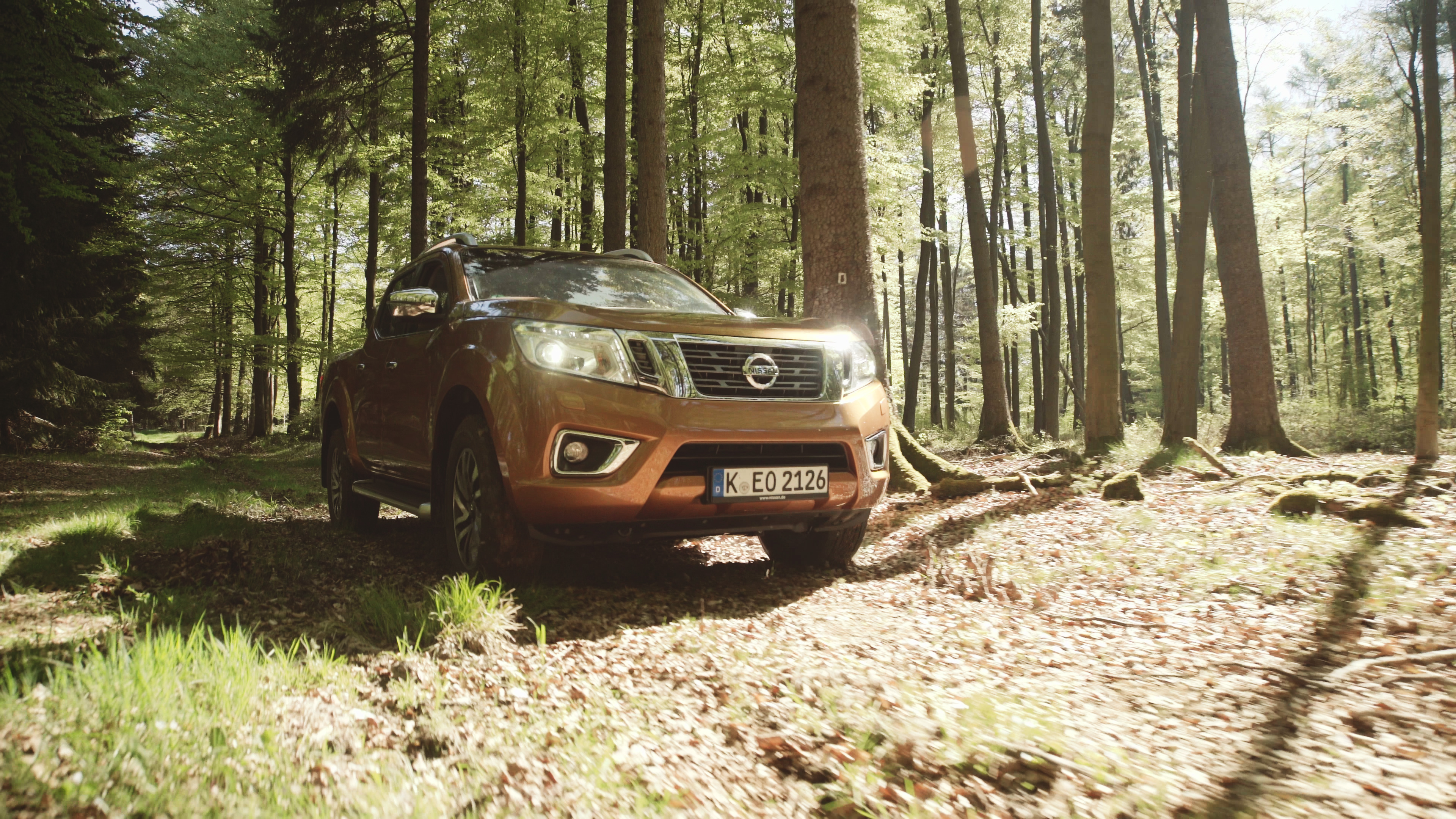 Nissan Navara JÄGER Nissan Vortragsabende 2017