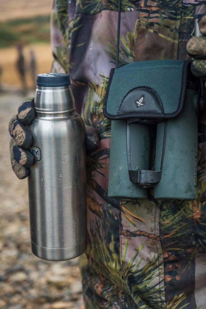 Swarovski EL-Range Jagd Jäger Jagdreise Testreise Jagd in Schottland Jägermagazin