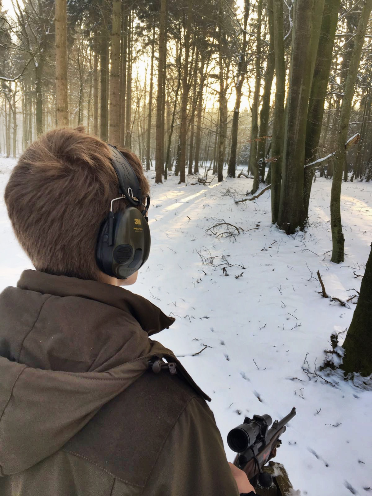 Jagd Jäger Jägermagazin Wilddiebe Pendelstangenhirsch Rotwild Hirsch