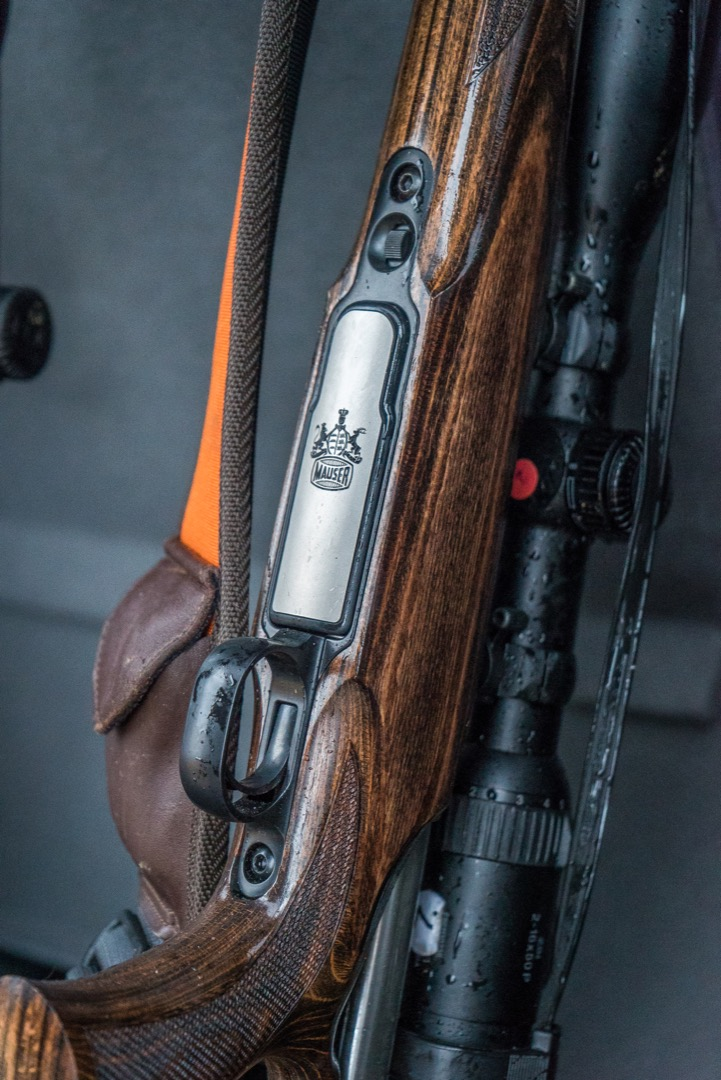 Mauser M 12 Max Waffe Jagd Jäger Jagdreise Testreise Jagd in Schottland Jägermagazin