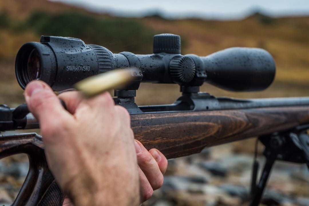 Waffe Jagd Jäger Jagdreise Testreise Jagd in Schottland Jägermagazin