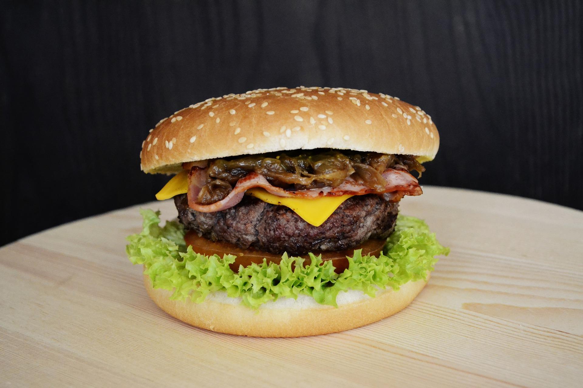 Burger Wildbret Essen