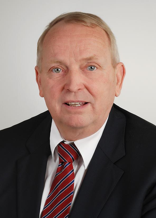 Umweltminister Backhaus