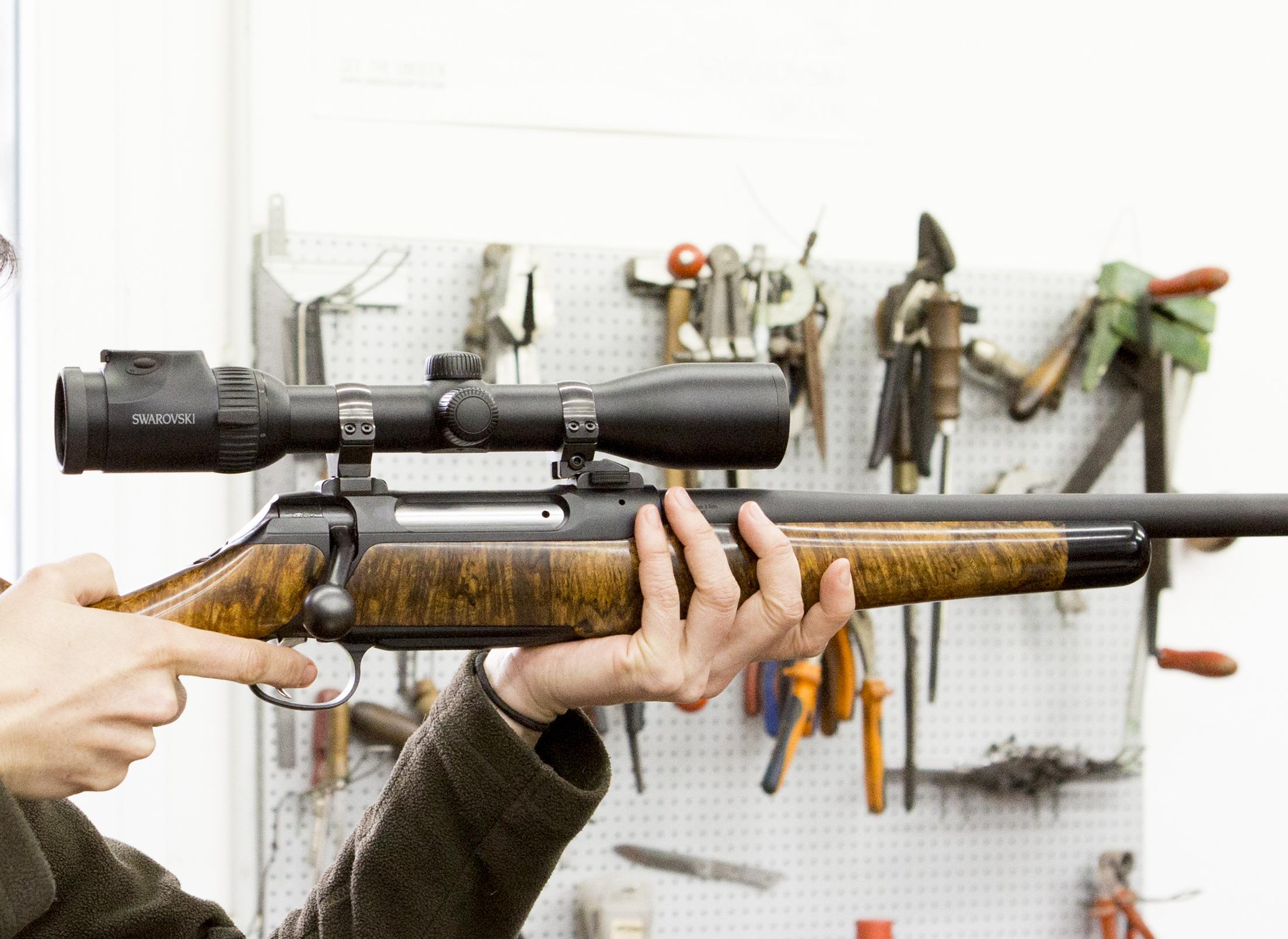 13 Zielfernrohr Montagen für Jäger