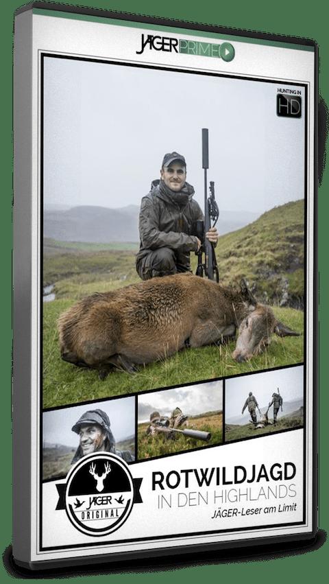 Jetzt für die Jäger Testreise 2017 in Schottland bewerben