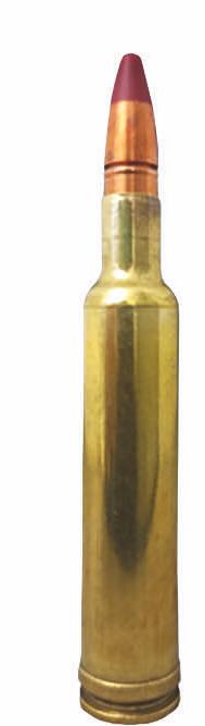 Hochwildtaugliche Kaliber Patrone 6,5mm Jagdmunition Munition .257 Weatherby Magnum 6,5x65
