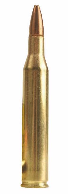 Hochwildtaugliche Kaliber Patrone 6,5mm Jagdmunition Munition .25-06 Remington 6,5x55