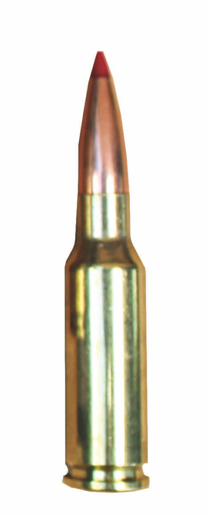 Hochwildtaugliche Kaliber Patrone 6,5mm Jagdmunition Munition 6,5 mm Grendel 6,5x39