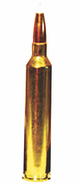 Hochwildtaugliche Kaliber Patrone 6,5mm Jagdmunition Munition .26 Nosler 6,5x66