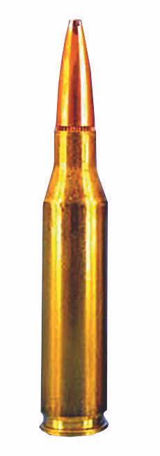 Hochwildtaugliche Kaliber Patrone 6,5mm Jagdmunition Munition .260 Remington 6,5x52