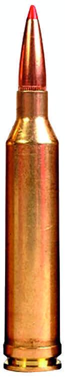 Hochwildtaugliche Kaliber Patrone 6,5mm Jagdmunition Munition .264 Winchester Magnum 6,5x64