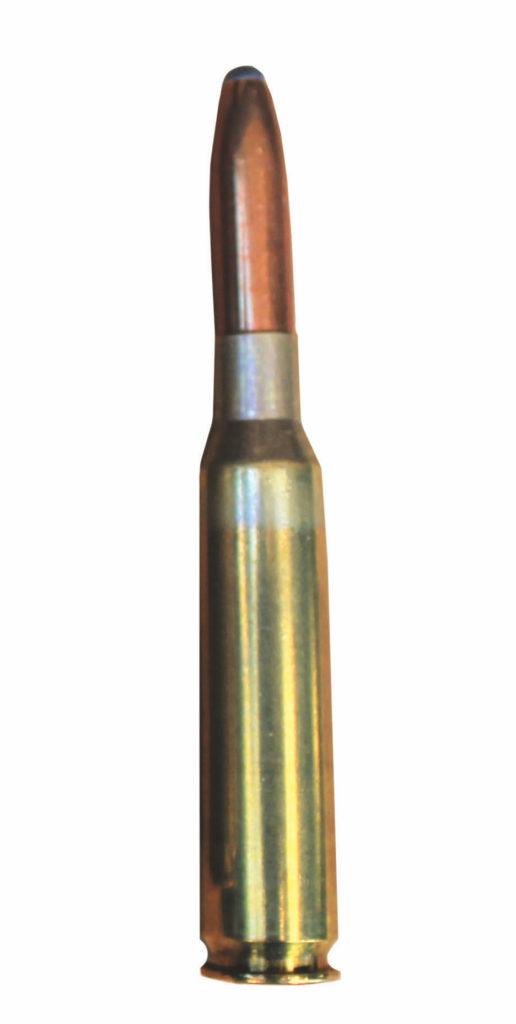 Hochwildtaugliche Kaliber Patrone 6,5mm Jagdmunition Munition 6,5x54 Mannlicher-Schönauer
